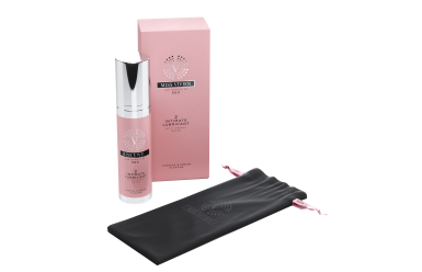 INTIMATE LUBRICANT WITH THERMAL WATER